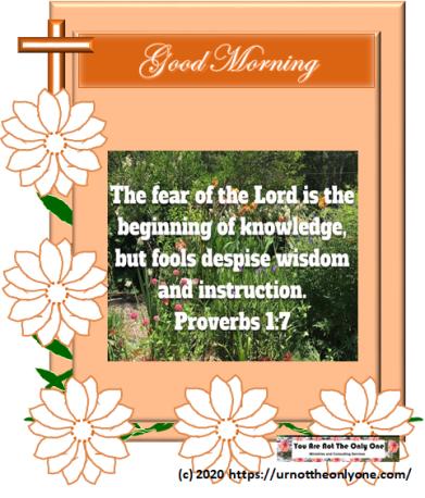 proverbs1 7
