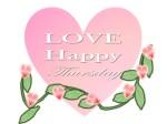 GOD IS LOVEthursday