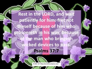 PSALMS377